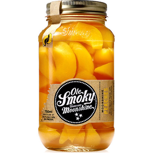 Ole Smoky Tennessee Peaches Moonshine 750ml