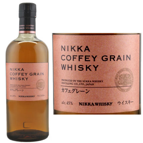 Nikka Coffey Grain Whisky 750ml