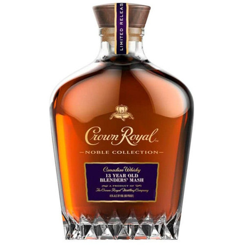 Crown Royal Noble Collection 13 Year Old Blenders' Mash Canadian Whisky 750ml