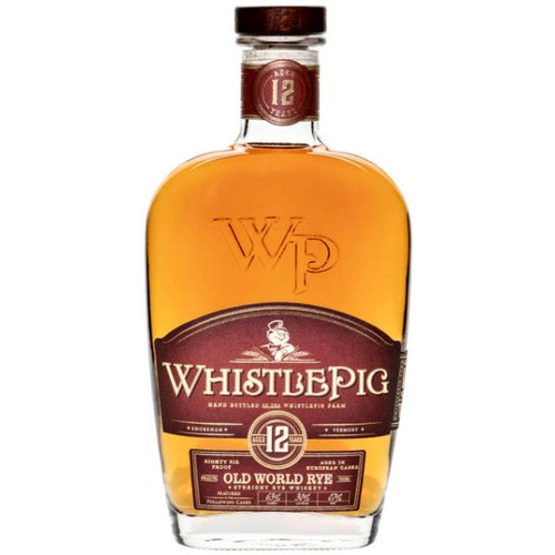 WhistlePig Old World Series Marriage 12 Year Old Rye Whiskey 750ml