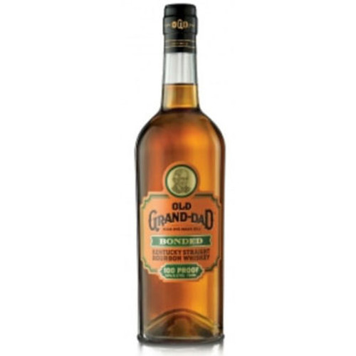 Old Grand Dad Bonded Kentucky Straight Bourbon Whiskey 750ml