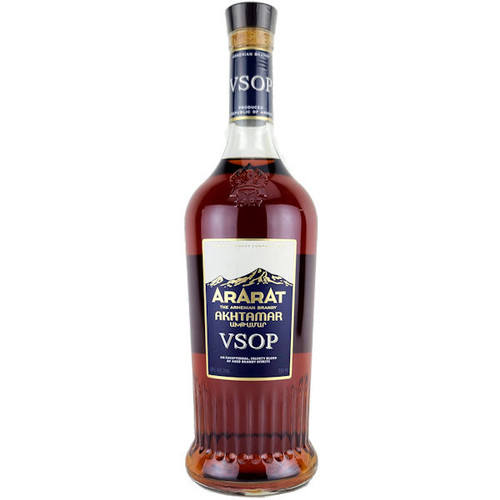 Ararat Akhtamar 10 Year Old Old Armenia Brandy 750ml