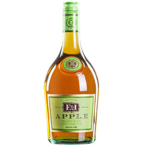 E&J Apple Brandy 750ml