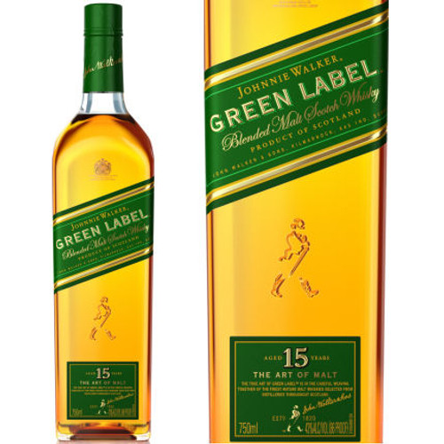 Johnnie Walker Gold Label Reserve Blended Scotch 750ml
