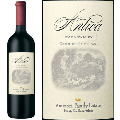Antica Atlas Peak Napa Cabernet 2013 Rated 94WA