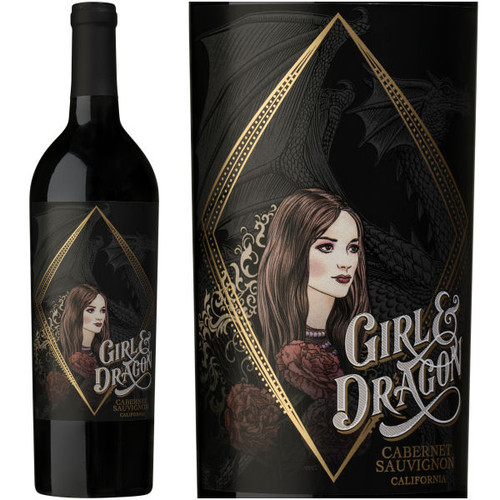 Girl & Dragon California Cabernet