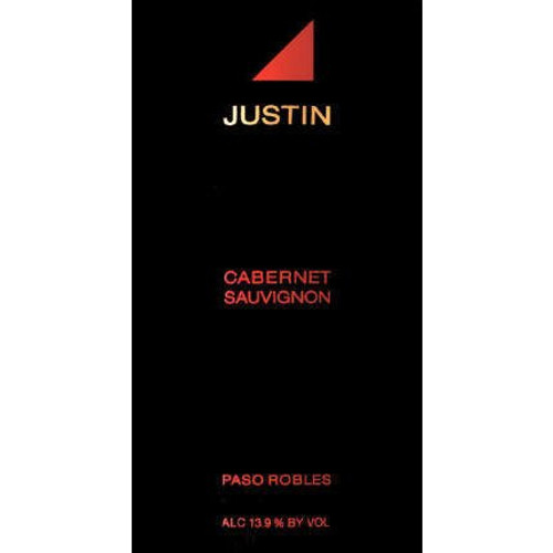 Justin Paso Robles Cabernet