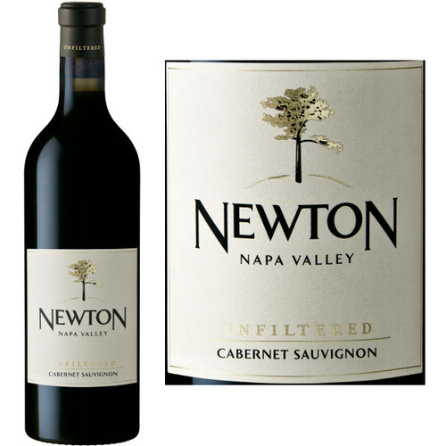 Newton Napa Unfiltered Cabernet