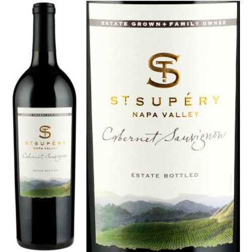 St. Supery Estate Napa Cabernet