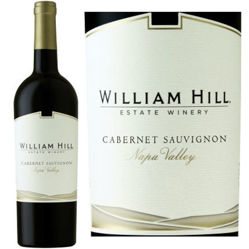 William Hill Estate Napa Cabernet