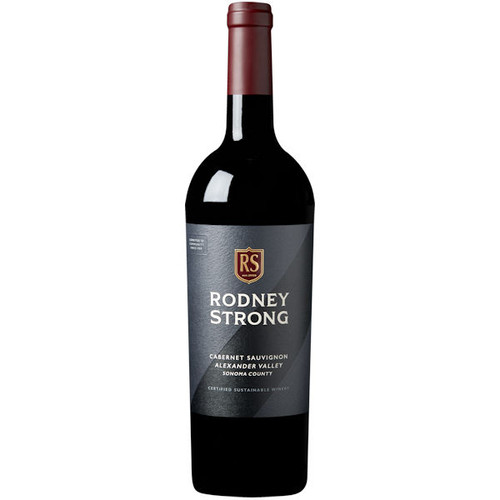 Rodney Strong Estate Alexander Cabernet