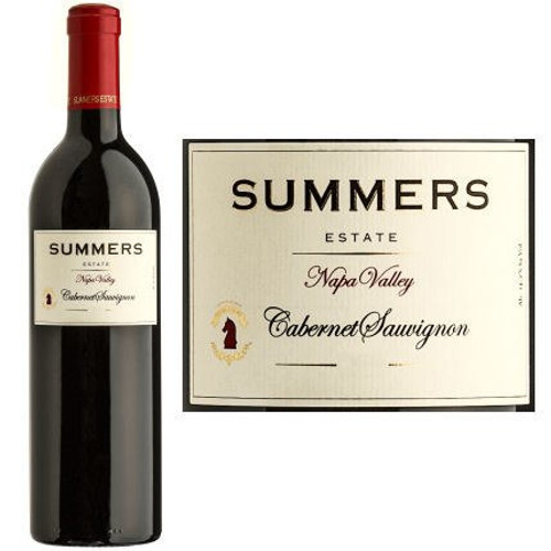 Summers Estate Napa Cabernet