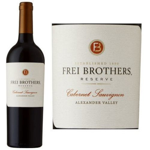 Frei Brothers Reserve Alexander Cabernet