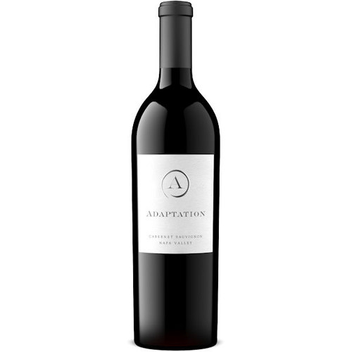 Adaptation by PlumpJack Napa Cabernet is fresh and lively with its expressive fruit and layered notes of dried red fruits