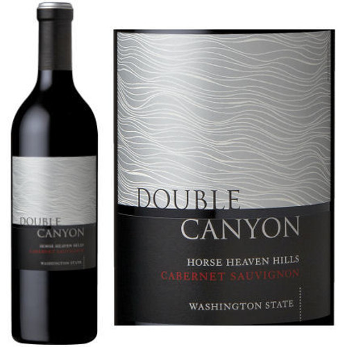 Double Canyon Horse Heaven Hills Washington Cabernet