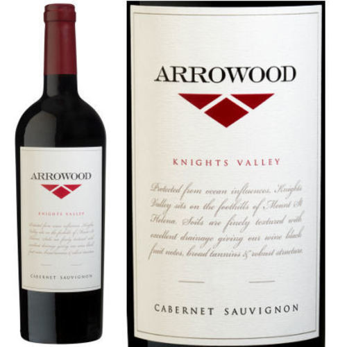 Arrowood Knights Valley Cabernet 2013 Rated 91VW
