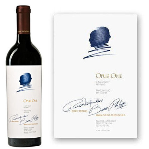 Opus One Napa Valley Red Wine 1.5L