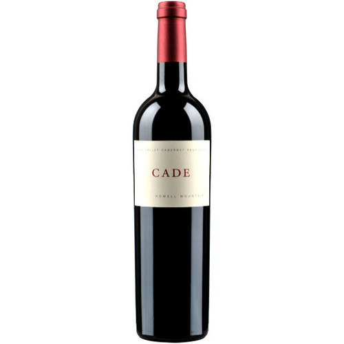CADE Estate Howell Mountain Napa Cabernet