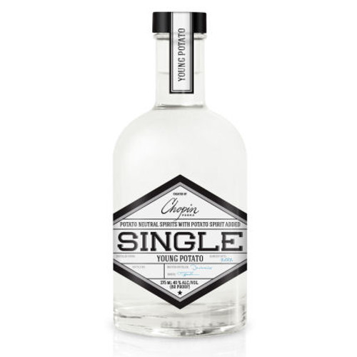Chopin Single Young Potato Vodka 2011 375ml