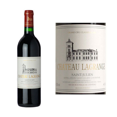 Chateau Lagrange Saint Julien