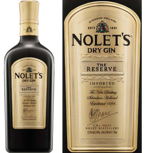 Nolets The Reserve Dry Gin 750ml