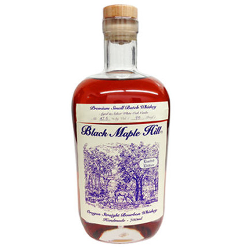 Black Maple Hill Small Batch Oregon Straight Bourbon Whiskey 750ml