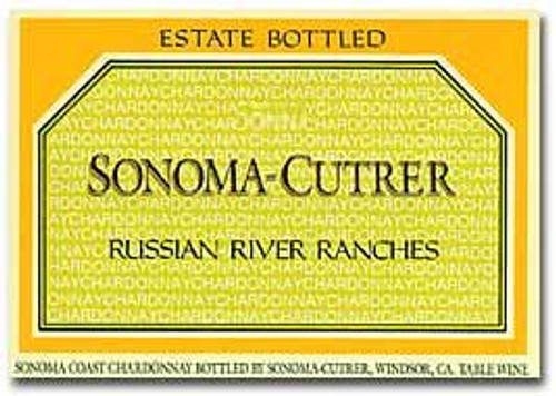 Sonoma Cutrer Russian River Ranches Chardonnay