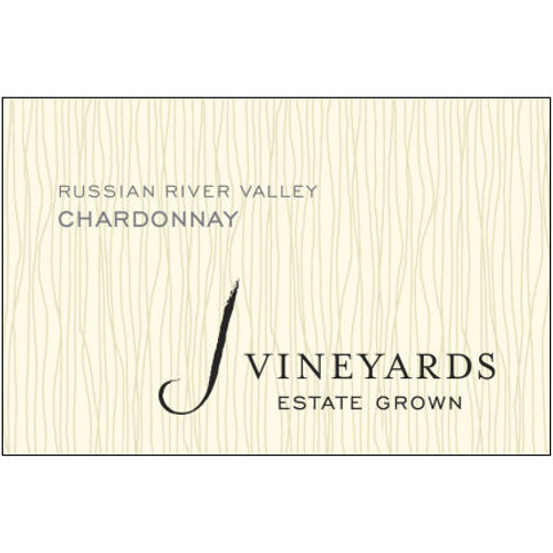 J Vineyards Russian River Chardonnay