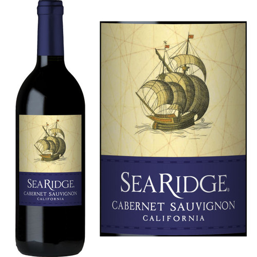 Sea Ridge California Cabernet