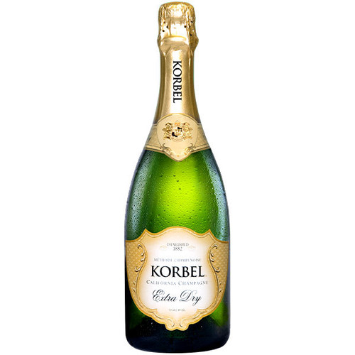 Korbel California Extra Dry NV