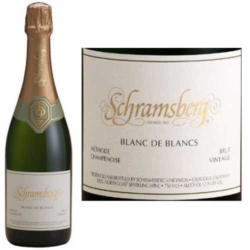 Schramsberg North Coast Blanc de Blancs