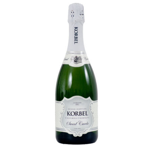 Korbel California Sweet Cuvee NV