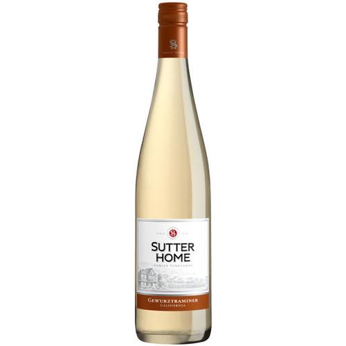 Sutter Home California Gewurztraminer