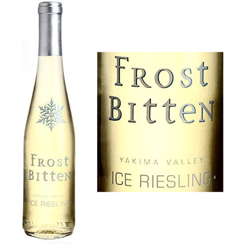 Frost Bitten Yakima Valley Ice Reisling Washington 375ML