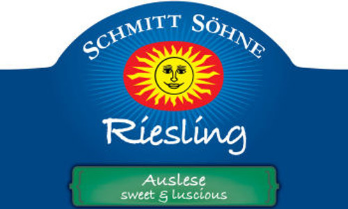 Schmitt Sohne Riesling Auslese 2015 (Germany)