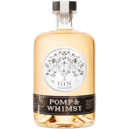 Pomp & Whimsy Gin Liqueur 750ml