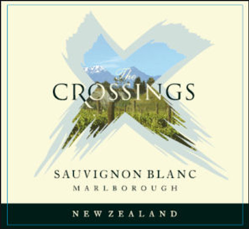 The Crossings Marlborough Sauvignon Blanc 375ML