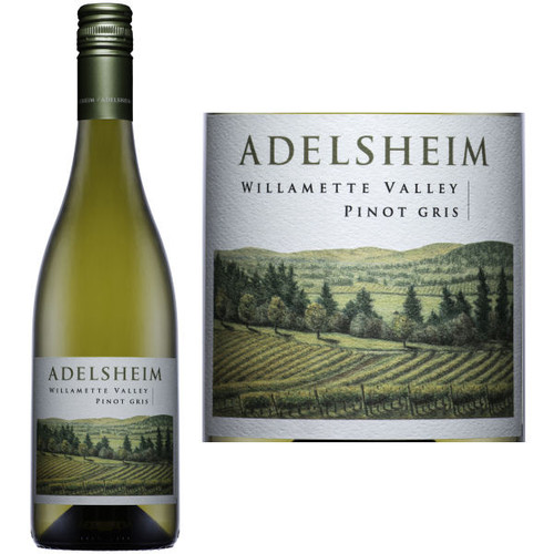 Adelsheim Willamette Pinot Gris Oregon