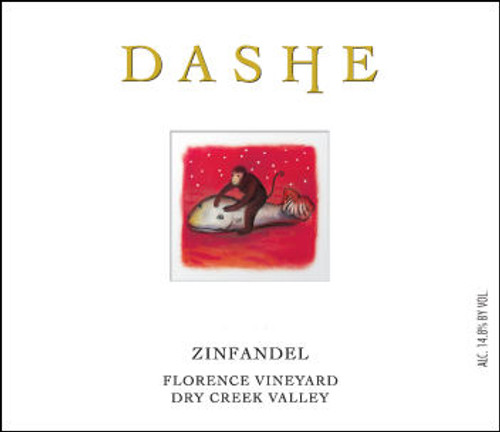 Dashe Cellars Florence Vineyard Dry Creek Zinfandel