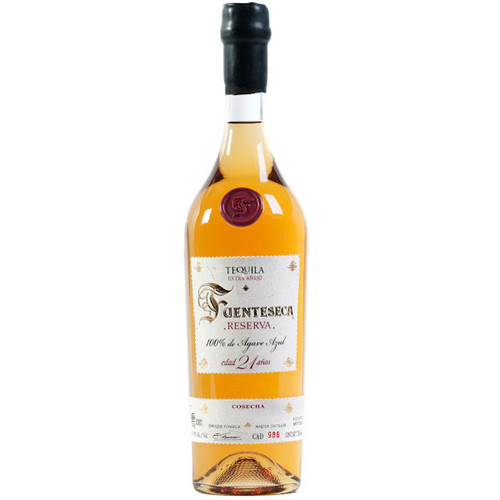 Fuenteseca Reserva Extra Anejo 1993 21 Year Old Tequila 750ml