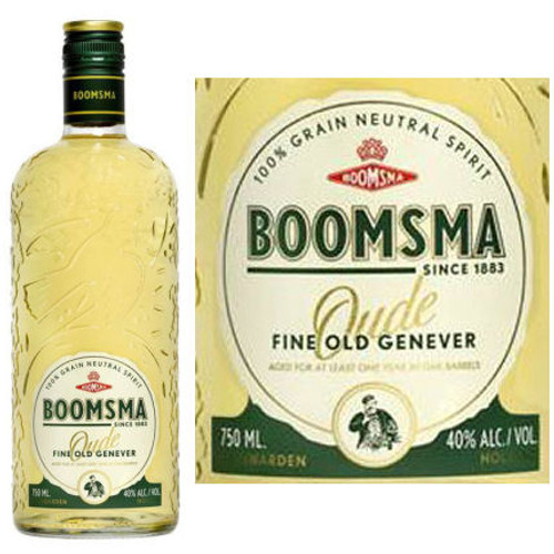 Boomsma Genever Oude Holland 750ml