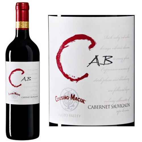 Cousino-Macul Classic Cabernet