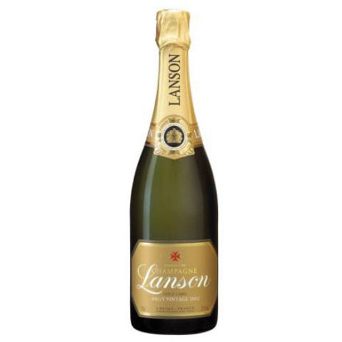 Lanson Gold Label Champagne