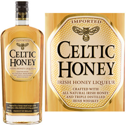 Celtic Honey Irish Liqueur 750ml 736040000402