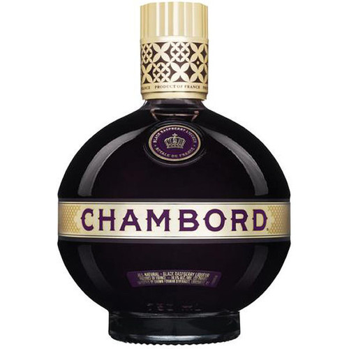 Chambord Black Raspberry Liqueur 750ml