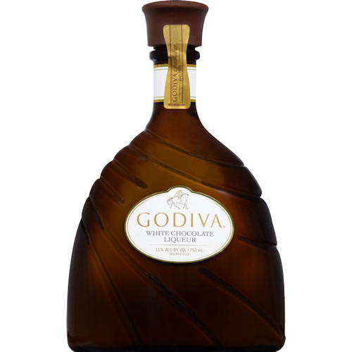 Godiva White Chocolate Liqueur 750ml