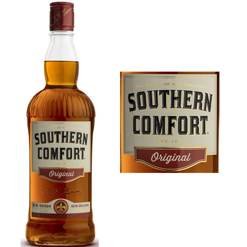 Southern Comfort Original Whiskey Liqueur 70 Proof 750ml