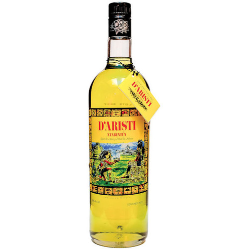 D'Aristi Xtabentun Honey Liqueur 750ml