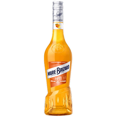 Marie Brizard Peach Liqueur France 750ml