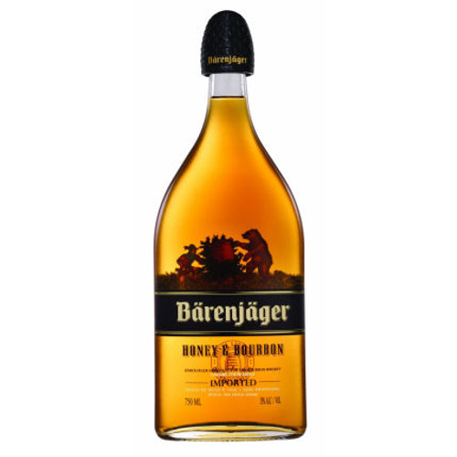 Barenjager Honey & Bourbon Liqueur Germany